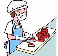 令和3年度調理室の年度目標、4月の目標、献立、離乳食献立。